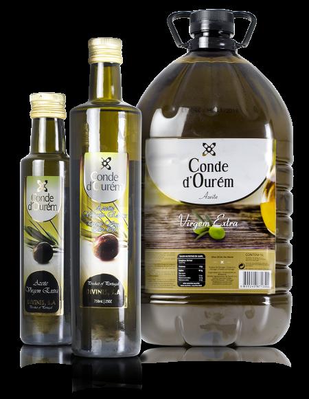 Azeite Virgem Extra, Divinis, Ourém, Produtos de Qualidade, Conde de Ourém, Made in Ourém